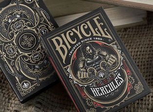 Колода  Bicycle Hercules купить