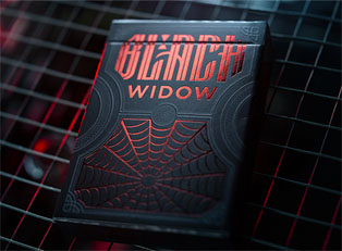 Колода карт Black Widow  купить