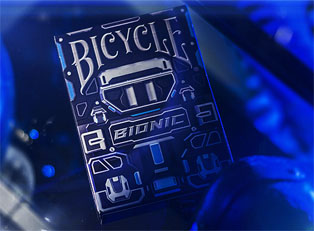 Колода Bicycle Bionic  купить