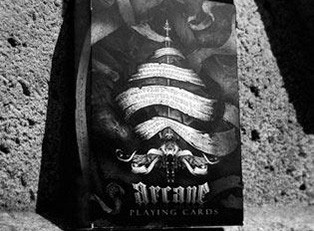 Arcane Black Rising Deck купить