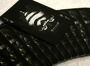 Arcane Black Invisible Deck купить