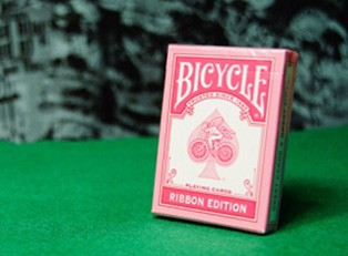 Колода Bicycle Pink Ribbon купить
