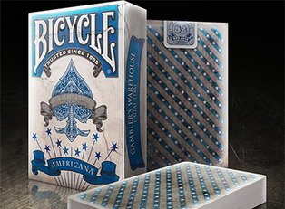 Карты Bicycle Americana купить