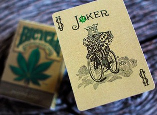 Bicycle Hemp Deck купить