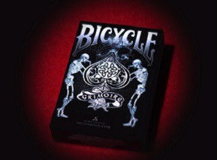 Карты Bicycle Grimoire купить