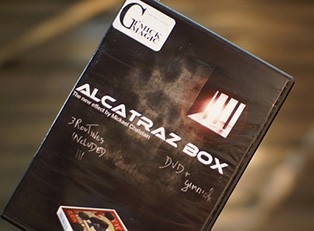 Фокус Alcatraz Box by Mickael Chatelain купить