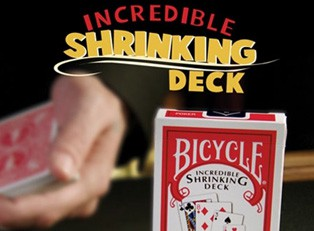 Колода Bicycle Shrinking Deck купить