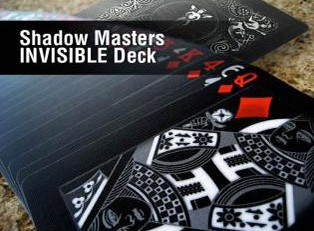 Shadow Masters Invisible Deck купить